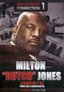Milton Butch Jones: Detroit Connection 1
