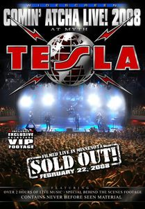 Comin' Atcha Live! 2008