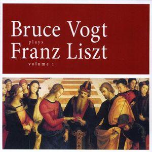 Plays Franz Liszt Vol. 1