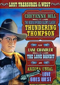 Lost Treasures of the West: Thundering Thompson