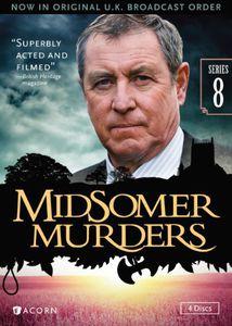 Midsomer Murders Series 8 Reissue