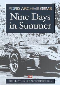 Ford Archive Gems: Nine Days I