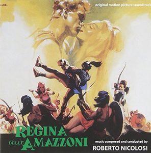 La Regina Delle Amazzoni (Colossus and the Amazon Queen) (Original Soundtrack) [Import]