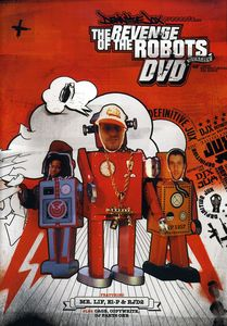 Definitive Jux Presents: The Revenge of the Robots