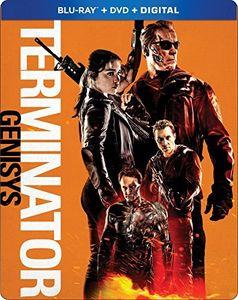 Terminator Genisys (Steelbook)