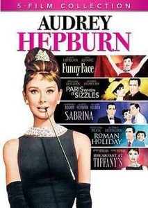 Audrey Hepburn 5-Film Collection , Audrey Hepburn