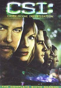 CSI: Crime Scene Investigation: The Complete Sixth Season