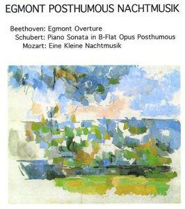 Egmont Posthumous Nachtmusik