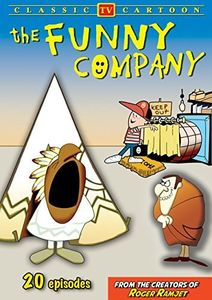 The Funny Company (Lost Cartoon Classics)