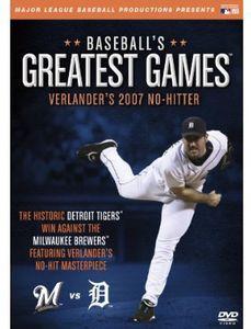 Verlander's 2007 No-Hitter