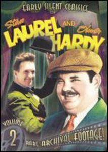 Early Silent Classics of Stan Laurel and Oliver Hardy: Volume 2