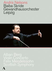 Violin Concerto /  Scottish Symphony