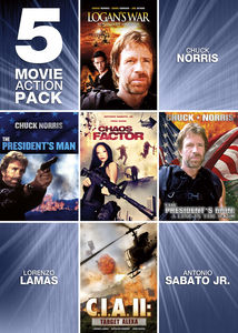 5-Movie Action Collection: Volume 1