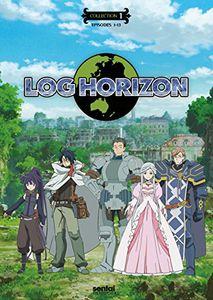Log Horizon: Collection 1