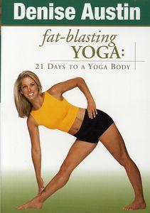Fat Blasting Yoga: 21 Days to a Yoga Body