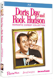The Doris Day and Rock Hudson Comedy Collection