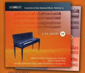 Keyboard Concertos & Solo Keyboard Music 15