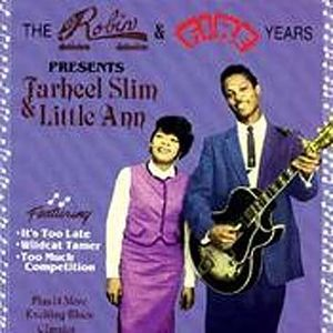 The Red Robin /  Fire Years