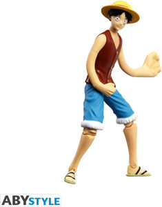 ONE PIECE - ACTION FIGURE - LUFFY 12 CM