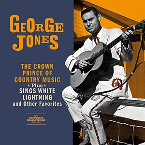 Crown Prince of Country Music + Sings White Lightn [Import]