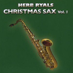 Christmas Sax 1