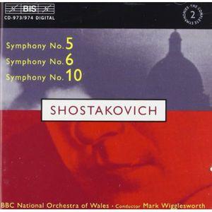 Symphony Nos 5 6 & 10