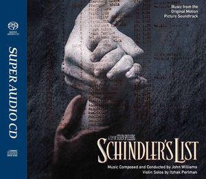 Schindler's List (Original Soundtrack) (Hyrbid-SACD) [Import]