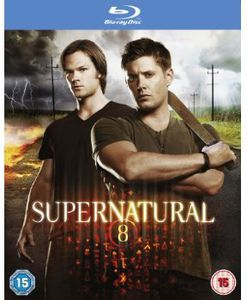 Supernatural: Season 8 [Import]