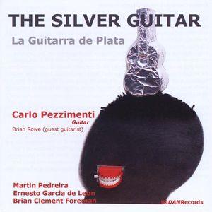 Silver Guitar
