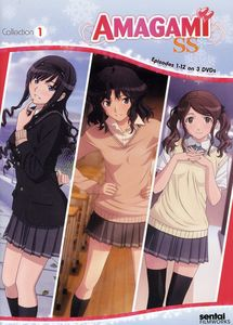 Amagami SS Collection: Volume 1