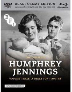Vol. 3-Complete Humphrey Jennings [Import]