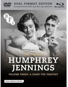 The Complete Humphrey Jennings: Volume Three: A Diary for Timothy [Import]