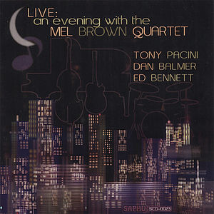 Live: An Evening with Mel Brown
