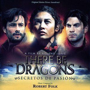 There Be Dragons: Secretos de Pasion (Score) (Original Soundtrack)