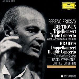 Beethoven /  Brahms: Triple /  Doble