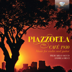 Cafe 1930 Music for Violin & Guitar