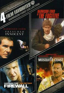 4 Film Favorites: Harrison Ford Collection
