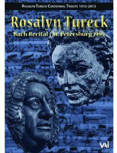 Bach Recital & Lecture