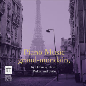 Piano Music Grand-Mondain