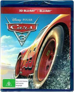 Cars 3 (3D + 2D) [Import]