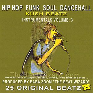 Hip Hop Soul Funk Dancehall Instrumentals Vol: 3