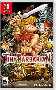 Tiny Barbarian DX for Nintendo Switch
