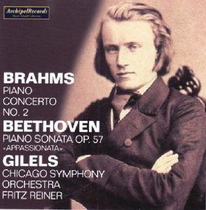 Piano Concerto No. 2 in B Flat Major /  Piano Sonata Op. 57