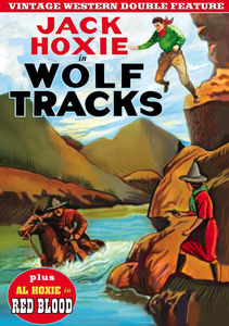 Wolf Tracks (1923) /  Red Blood (1925)