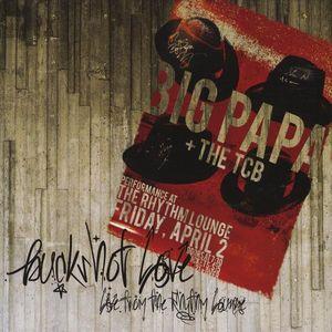 Buckshot Love: Live from the Rhythm Lounge