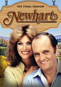 Newhart: The Complete Eighth Season (The Final Season)