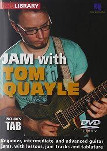 Jam With Tom Quayle