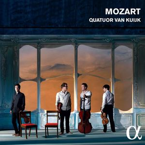Quatuor Van Kuijk plays Mozart