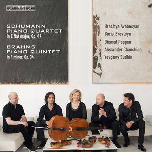 Piano Quartet 47 /  Piano Quintet 34