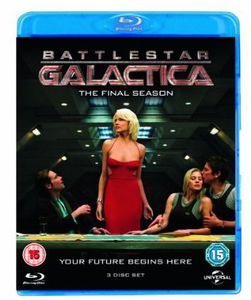 Battlestar Galactica-The Final Season [Import]